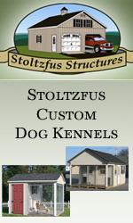 Stoltzfus Custom Dog Kennels