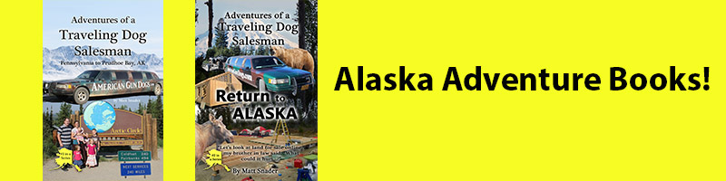 Alaska Adventure Books